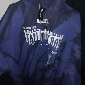 Fall out boy hot topic hoodie